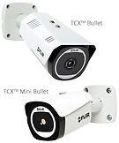 FLIR TCX Thermal Bullet & mini Bullet cameras