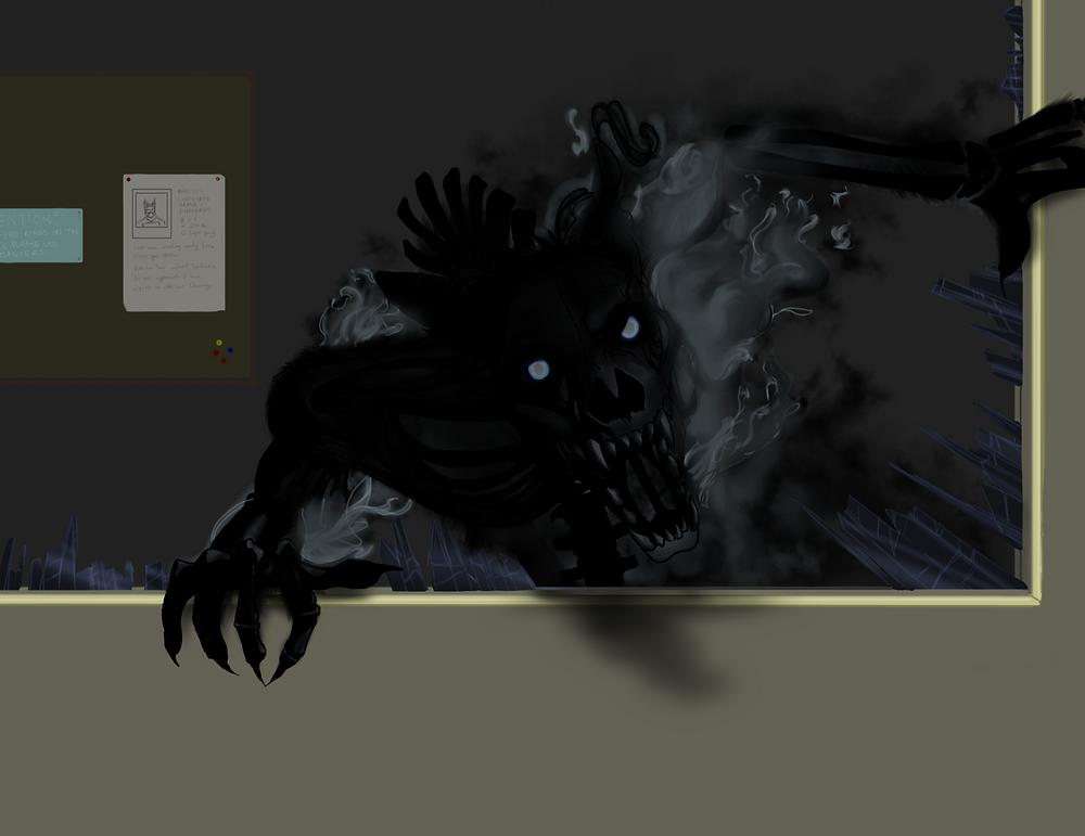 khubswindow.com 'The Reaper' (from The Meddler)