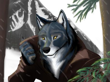 Winter Wolf artwork