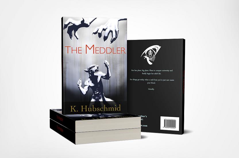 The Meddler (softcover)