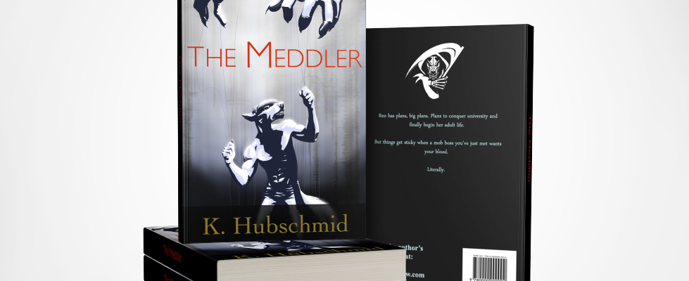 The Meddler (softcover)
