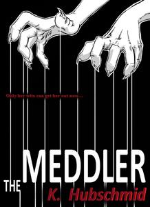 Current 'The Meddler' cover design