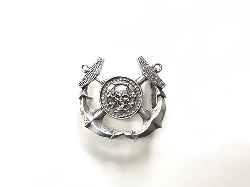 Skull Crystals Buckle