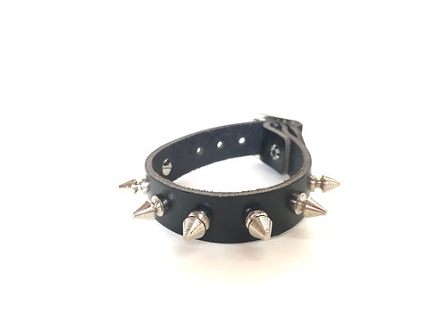 1 row Spike Studded Wristband