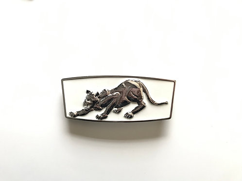 Panther Buckle