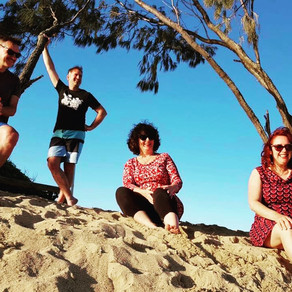 MIMM: PREMIERE: THE DOUBLE HAPPINESS PROFESS THERE'S 'NO PLACE LIKE NUNDAH'