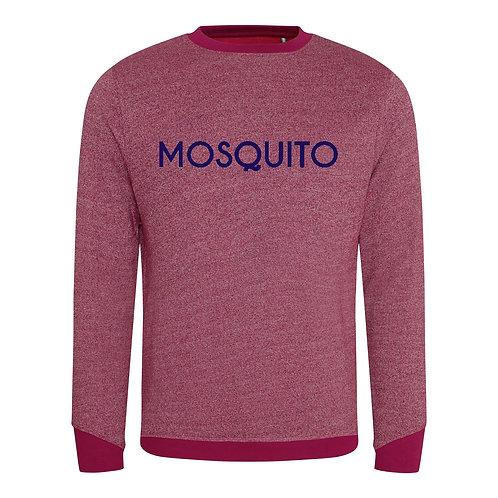 Mosquito Eco Burgundy Sweatshirt