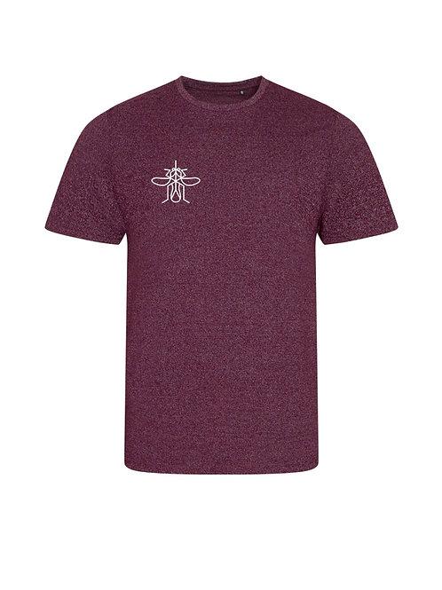 Mosquito Tulum Eco T-Shirt Burgundy