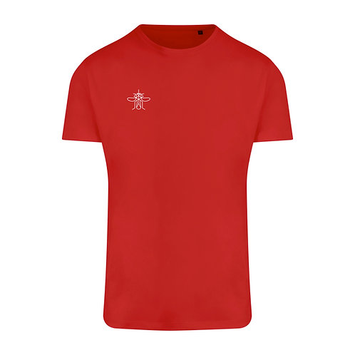 Men's Eco Training T-shirt Red