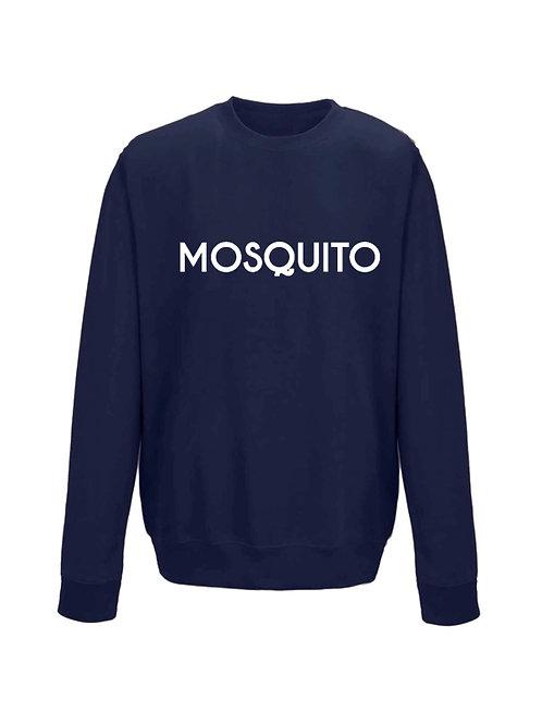 Mosquito Navy Sweatshirt