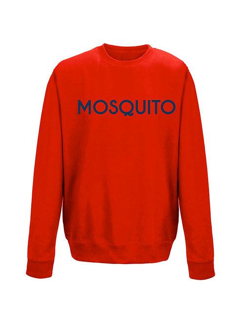 Mosquito Red Sweatshirt