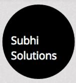 Subhi solutions logo