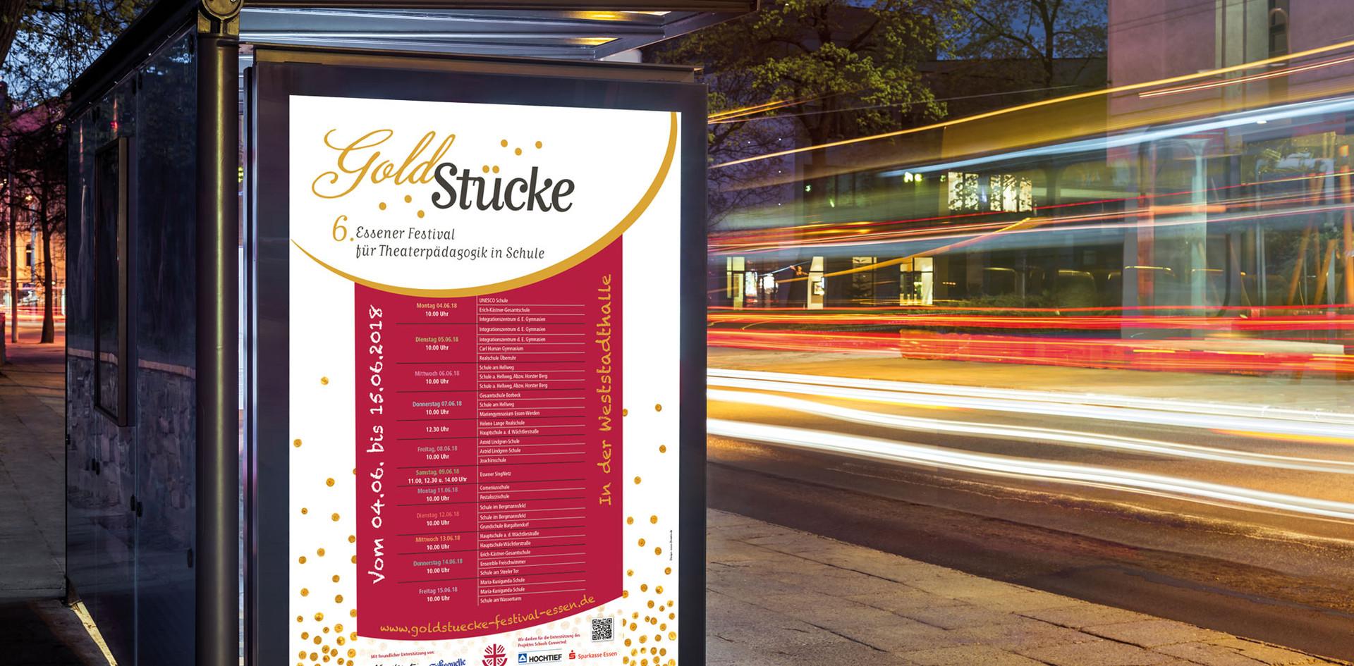 Goldstücke Festival