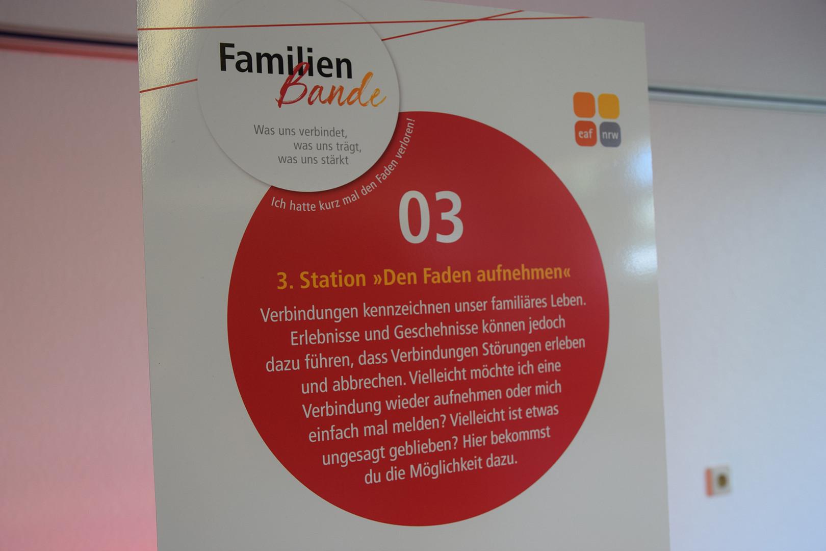 Familienbande   Station 03