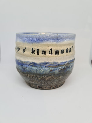 """a cup o' kindness"" developement piece 4"