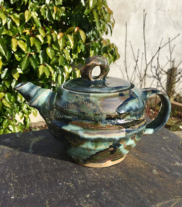 Ocean Teapot