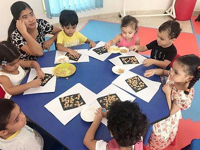 Rising Stars Nursery Muscat Oman