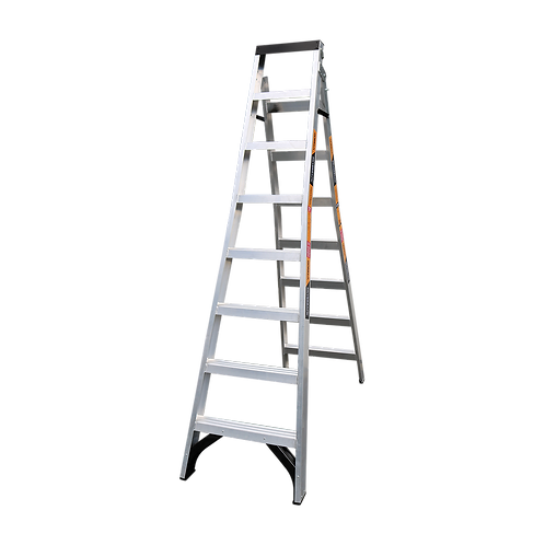 8 Step Dual Purpose Ladder