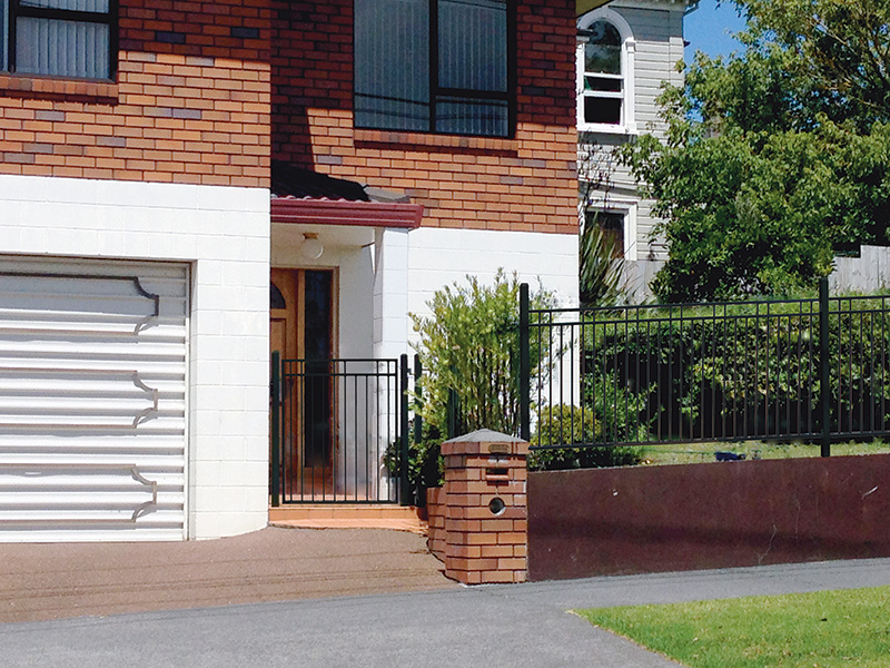 Guardian Aluminium Perimeter Gate