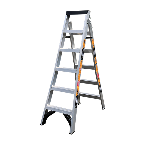 6 Step Dual Purpose Ladder