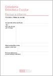 Formulário | Notas das escolas
