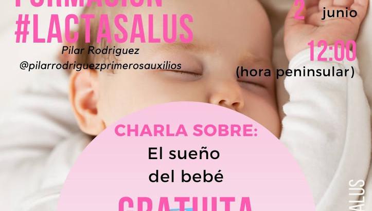 El sueño del bebé los primeros meses de vida.