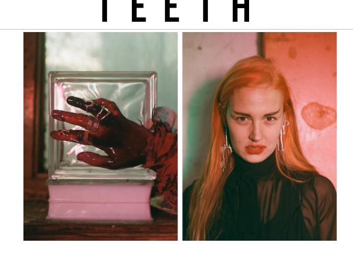 Teeth Magazine Joshua James Small