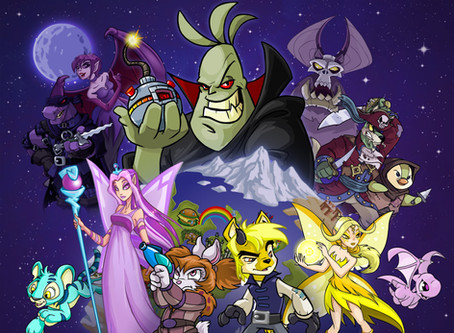 Beach House Pictures and JumpStart Games to Develop First-Ever Neopets® Animated TV Series