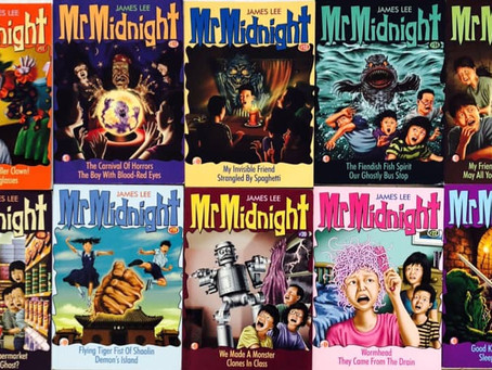 Beach House Pictures Developing Teen Horror Mr. Midnight Based on Bestselling Book Series