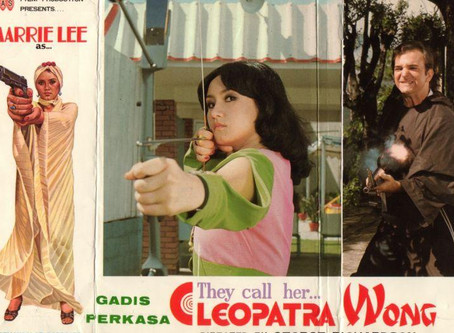 Beach House Pictures Acquires Rights to Singaporean Super Spy Cleopatra Wong