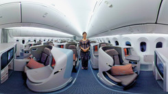 Singapore Airlines: Meet The Seat
