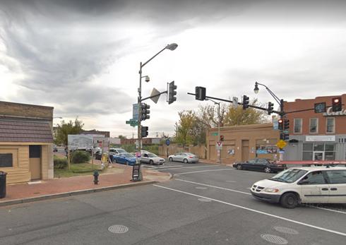 Good Hope Road SE corner Martin Luther King, Jr. Ave. SE: 2019