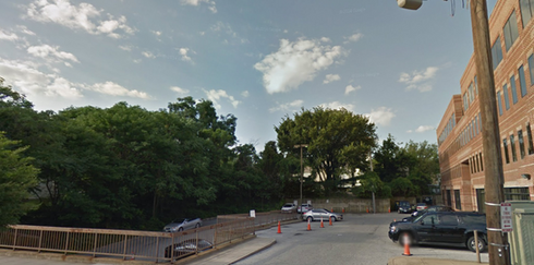 2100 Martin Luther King Jr. Ave., SE: Proposed infill lot, 2018