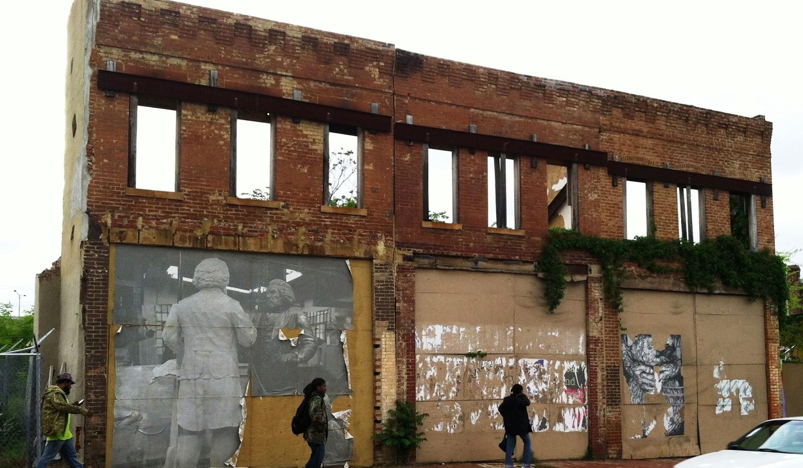 1909 Martin Luther King, Jr. Ave. SE: Façade, 2014