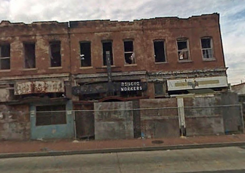 1909 Martin Luther King, Jr. Ave. SE: Façade, 2008