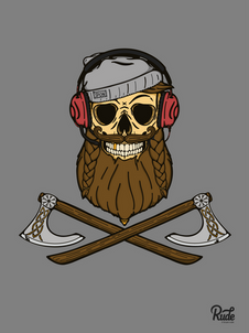 Spon Skull
