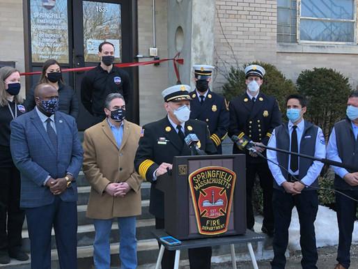 Case Study: City of Springfield Emergency Communications Center