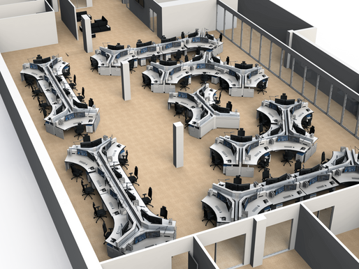 How To Create An Efficient Control Room Floor Layout