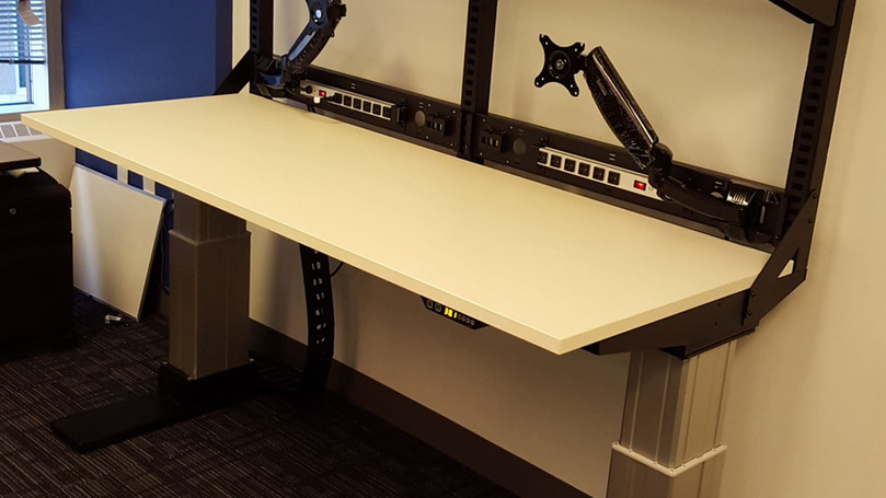 electric height adjustable workbench 2 (