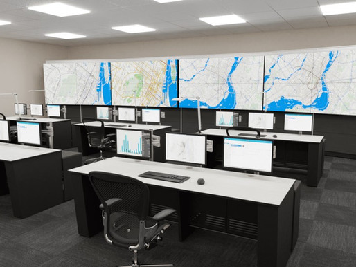 Video Wall Systems for Mission Critical Operations