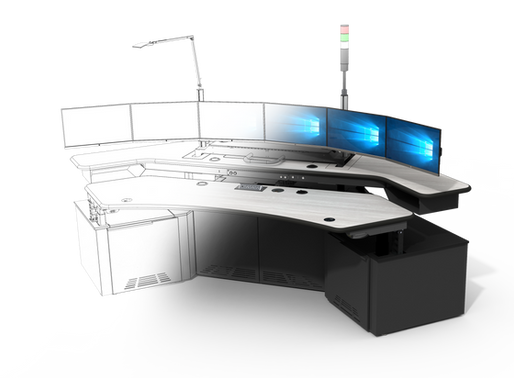 5 Questions to Ask When Purchasing Control Room Technical Furniture