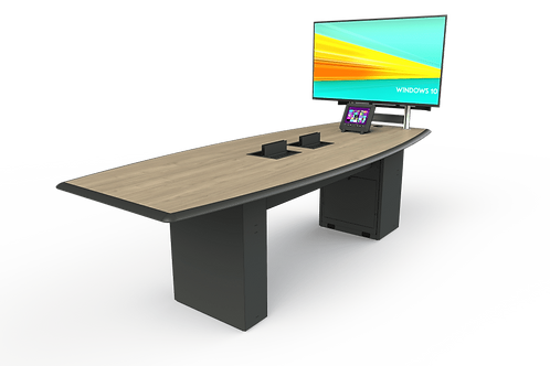 TV/AV Fixed Meeting Table