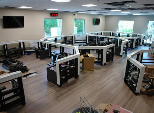9-1-1 Emergency Communications Center Installation – PSAP