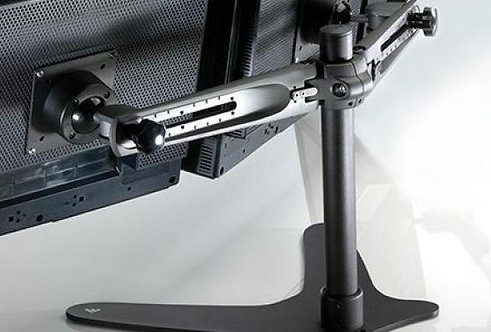 Desk Stand For Pole Mount Arms