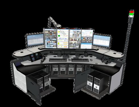 control-room-console-cpu-enclosure-cabin