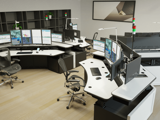How Can ConsoleALERT® Promote Social Distancing in the 9-1-1 Dispatch Center (PSAP)?