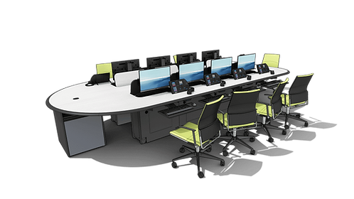 Technology Conference Table