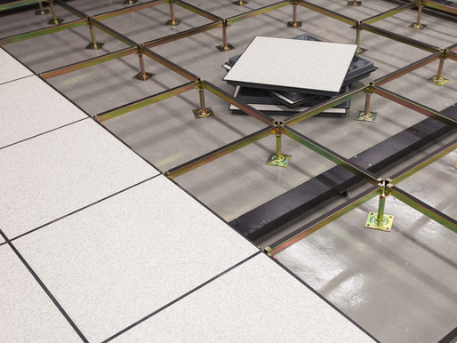 Types of Raised Floors for Control Rooms | Sustema