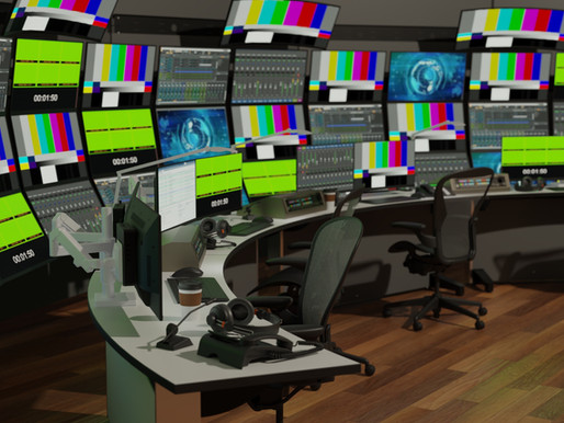 Broadcast Control Room Console & Furniture Guide 2021