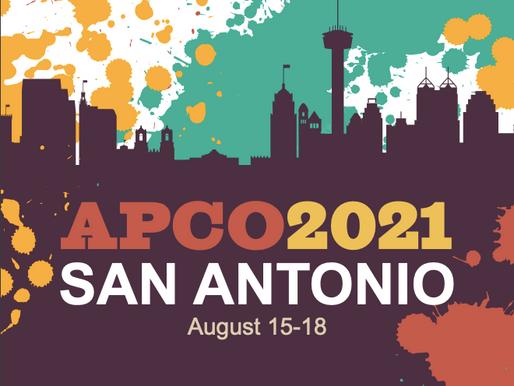APCO 2021 - San Antonio, Texas - Sustema Inc.